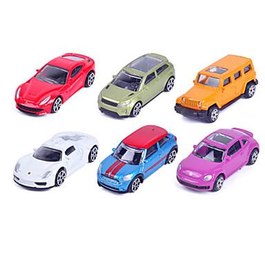 Jucării pentru mașini Seturi de joc pentru vehicule Mașini Raliu Mașini de Poliție Jucarii Mașină Aliaj Metalic Plastic MetalPistol