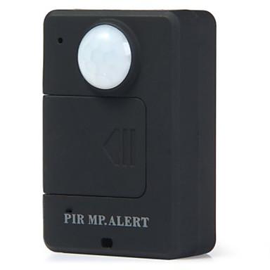 Smart pir mp hälytys A9 esto-näytön ilmaisin gsm hälytysjärjestelmä kotiin