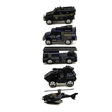 Oyuncak Arabalar araç Playsets Model araba İtfaiye Aracı Oyuncaklar Simülasyon Araba Metal Alaşımlı Plastik Metal Alaşımlı metal Klasik &