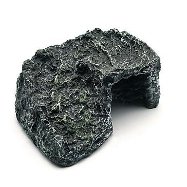 Διακόσμηση Ενυδρείου Βράχοι Μη τοξικό και χωρίς γεύση Ρητίνη