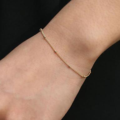 Chain Bracelet Bohemian Movie Jewelry Handmade Alloy Star Jewelry Christmas Gifts Wedding Party Birthday Engagement Costume Jewelry