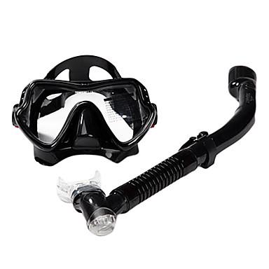 Zwemmasker bril / Snorkels / Duiken Maskers / Snorkelsets Dry top Duiken Siliconen / Glas - SBART