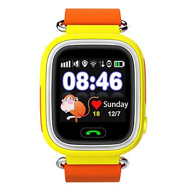 Smartwatch YYQ60A for iOS / Android Kosketusnäyttö / Poltetut kalorit / Askelmittarit Activity Tracker / Sleep Tracker / Löydä laitteeni