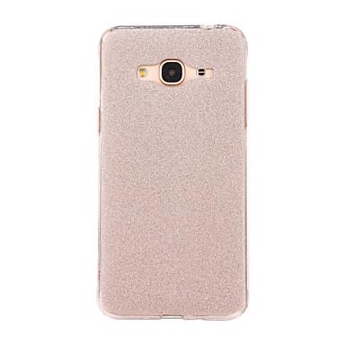 tok Για Samsung Galaxy J7 (2016) J5 (2016) Παγωμένη Πίσω Κάλυμμα Λάμψη γκλίτερ Μαλακή TPU για J7 (2016) J5 (2016) J3 (2016) J3
