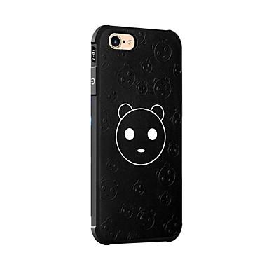 Varten Iskunkestävä Kuvio Etui Takakuori Etui Piirros Pehmeä Silikoni varten AppleiPhone 7 Plus iPhone 7 iPhone 6s Plus iPhone 6 Plus