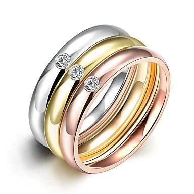 Δαχτυλίδι Ασημί Ανοξείδωτο Ατσάλι Επάργυρο Καθημερινά Causal Κοστούμια Κοσμήματα