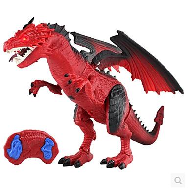 Jucării Teleghidate Dragonii și dinozaurii Μοντέλα και κιτ δόμησης Jucarii Dinosaur Figures Tyrannosaurus Dinozaurul Jurassic Dragon