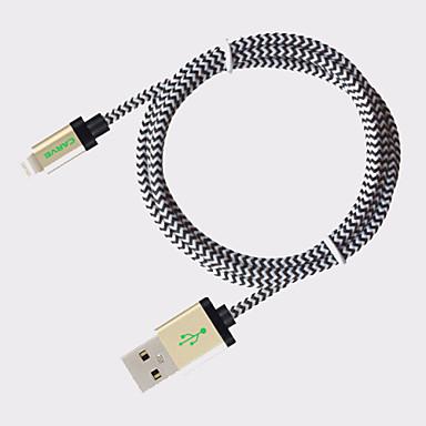Φωτισμός Προσαρμογέας καλωδίου USB Δεδομένα και συγχρονισμός Καλώδιο φορτιστή Καλώδιο φόρτισης Καλώδιο Πλεκτό Καλώδια Καλώδιο Για iPad