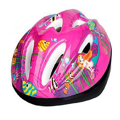 KUYOU Παιδικά Bike Helmet CE Ποδηλασία 9 Αεραγωγοί One Piece Αθλητικά PC EPS Ποδηλασία Δρόμου Ποδηλασία Αναψυχής Πεζοπορία Αναρρίχηση