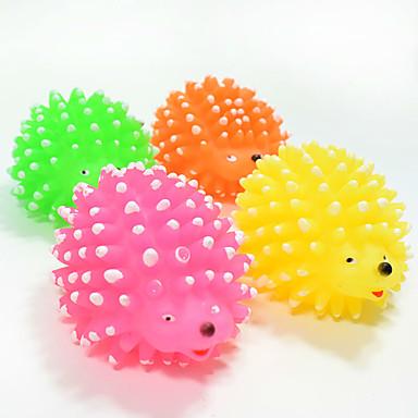 Zabawka dla kota Zabawka dla psa Zabawki dla zwierząt Owalne Zabawki do żucia Interaktywne Zabawki piszczące Zabawka do czyszczenia zębów