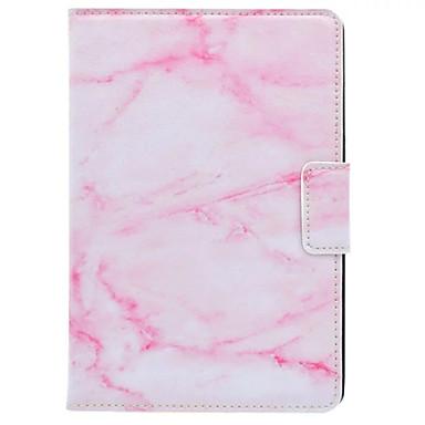 Etui Käyttötarkoitus Apple iPad Mini 4 iPad Mini 3/2/1 Tuella IMD Flip Suojakuori Marble Kova PU-nahka varten iPad Mini 4 iPad Mini 3/2/1
