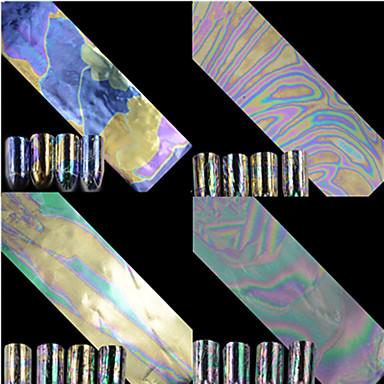 1pcs Naklejki 3D na paznokcie Szablon tłoczenia paznokci Codzienny Modny Wysoka jakość