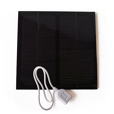 liangguang ładowarka baterii panel słoneczny na zewnątrz 3w usb d145 * 145 6v