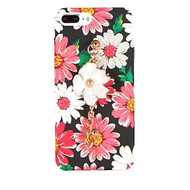 Για Με σχέδια Φτιάξτο Μόνος Σου tok Πίσω Κάλυμμα tok Λουλούδι Σκληρή PC για AppleiPhone 7 Plus iPhone 7 iPhone 6s Plus iPhone 6 Plus