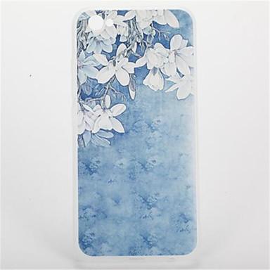 tok Για Apple iPhone 7 Plus iPhone 7 Με σχέδια Πίσω Κάλυμμα Λουλούδι Μαλακή TPU για iPhone 7 Plus iPhone 7 iPhone 6s Plus iPhone 6s