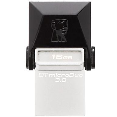 kingston dtduo3 16gb USB 3.0 OTG unitate flash micro-mini USB ultra-compact