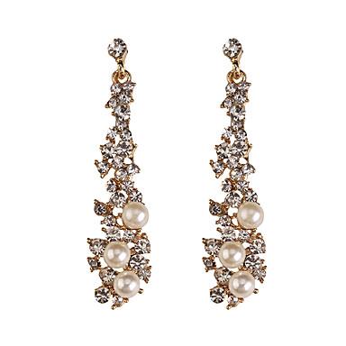 Damskie Biżuteria Modny Postarzane euroamerykańskiej Syntetyczne kamienie szlachetne Perłowy Biżuteria Biżuteria Na Ślub Impreza