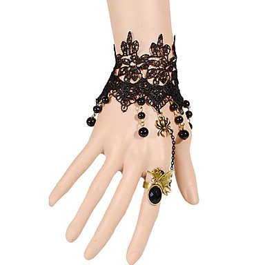 Damskie Bransoletki i łańcuszki na rękę Modny Koronka Kropla Biżuteria Na Ślub Impreza Specjalne okazje Urodziny Zaręczynowy