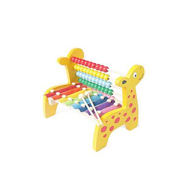 إكسيليفون ألعاب تربوية ألعاب لهو بيانو أيل قطع للأطفال هدية