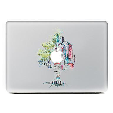 1 szt. Odporne na zadrapania Sceneria Przezroczysty plastik Naklejka na obudowę Wzorki NaMacBook Pro 15'' with Retina MacBook Pro 15''