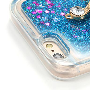 Custodia 05625973 diamantini Per Plus cascata iPhone Plus a Apple iPhone Morbido TPU iPhone 7 Per per Glitterato Fai retro 7 Liquido da 7 te Con rrSx8qwFd
