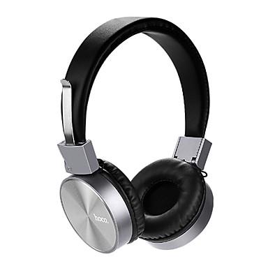 marka Hoco nowy W2 słuchawki przewodowe studio dj słuchawki z mikrofonem na ucho słuchawki monitorów studyjnych dj stereofoniczne zestawy