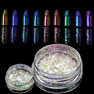 1bottle Nail Art decorare stras Perle machiaj cosmetice Nail Art Design