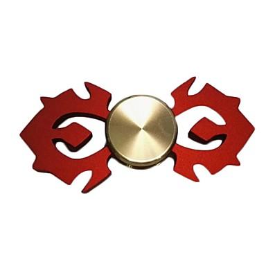 Fidget spinner -stressilelu hand Spinner Lelut kaksi Spinner Metalli Klassinen Pieces Lahja