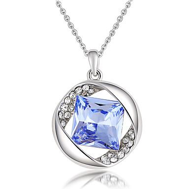 Dames Hangertjes ketting Sieraden Sieraden Kristal Hars Legering Uniek ontwerp Modieus Euramerican Sieraden Voor Feest Anders >>