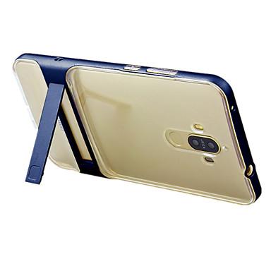 Για με βάση στήριξης Ημιδιαφανές tok Πίσω Κάλυμμα tok Μονόχρωμη Σκληρή PC για HuaweiHuawei P9 Huawei Honor 6X Huawei Mate 9 Huawei Mate 9