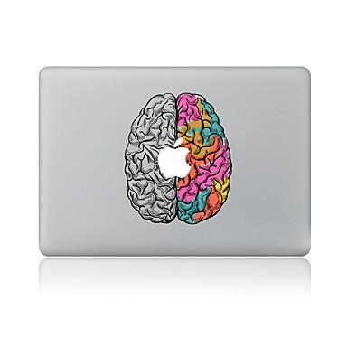 1 قطعة ملصق البشرة إلى مقاومة الحك هندسي نموذج PVC MacBook Pro 15'' with Retina MacBook Pro 15'' MacBook Pro 13'' with Retina MacBook Pro