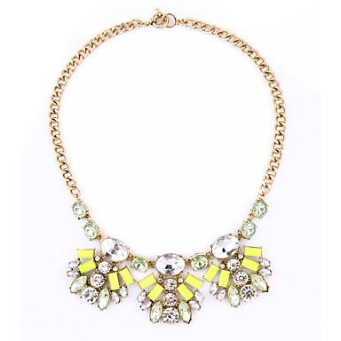 Pentru femei Toroane Coliere Flower Shape Cute Stil Bijuterii Pentru Zi de Naștere Cadouri de Crăciun