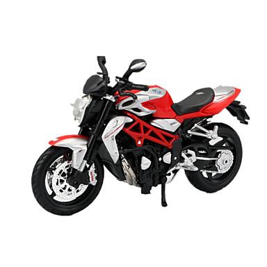 burngo Jucării pentru mașini Toy Motociclete Jucarii Motocicletă Mașini Raliu Jucarii Simulare Turn Transport Motocicletă Cai Aliaj