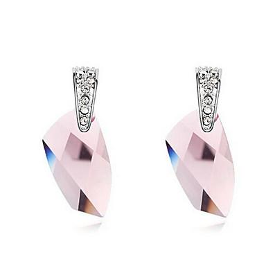 Damskie Kryształ Unikalny Modny minimalistyczny styl Biżuteria Na Ślub Impreza Urodziny