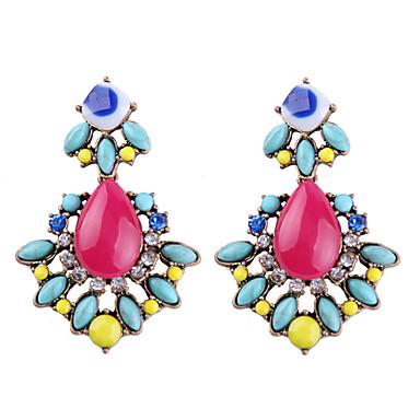 Kadın's Mücevher Moda Bohemia Stili Euramerican Değerli Taş Mücevher Mücevher Uyumluluk Düğün Parti Özel Anlar
