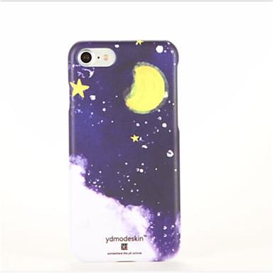 Için Temalı Pouzdro Arka Kılıf Pouzdro Manzara Sert PC için Apple iPhone 7 Plus iPhone 7 iPhone 6s Plus iPhone 6 Plus iPhone 6s iphone 6