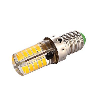 3W E14 Żarówki LED bi-pin T 40 Diody lED SMD 5730 Dekoracyjna Ciepła biel Zimna biel 200-300lm 2800-3200/6000-6500K AC110 AC220V