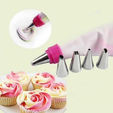 διακοσμώντας Εργαλείο για κέικ για Cupcake εκκολαπτόμενους Μεταλλικό DIY