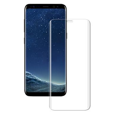 حامي الشاشة Samsung Galaxy إلى S8 Plus زجاج مقسي 1 قطعة حامي كامل للجسم 9Hقسوة (HD) دقة عالية