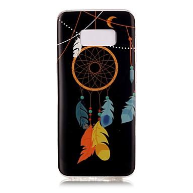 Kılıf Na Samsung Galaxy S8 Plus S8 Świecące w ciemności IMD Wzór Etui na tył Łapacz snów Miękkie TPU na S8 S8 Plus S7 edge S7 S6 edge S6