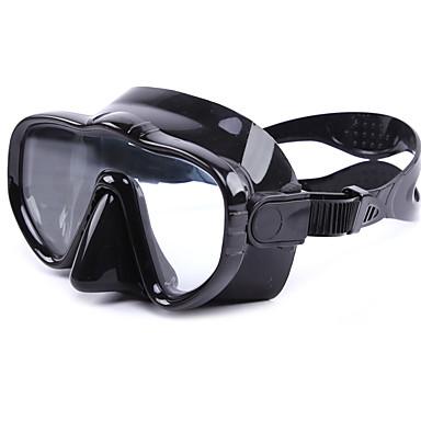 Dalış Maskeleri Dalış ve Şnorkel Cam Silikon