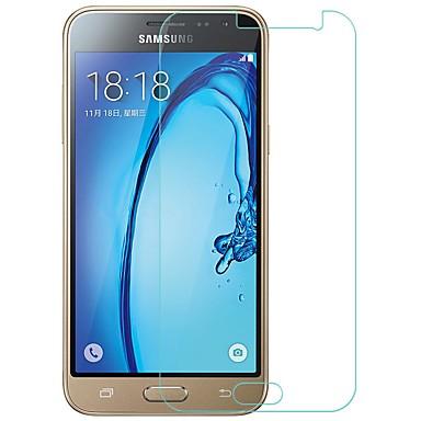 Προστατευτικό οθόνης για Samsung Galaxy J3 Σκληρυμένο Γυαλί 1 τμχ Προστατευτικό μπροστινής οθόνης Επίπεδο σκληρότητας 9H Κυρτό άκρο 2,5D