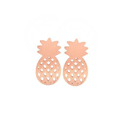Pentru femei Cercei Stud Cristal Modă Euramerican stil minimalist Bijuterii Pentru Nuntă Petrecere Zi de Naștere