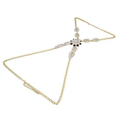 Γυναικεία Κοσμήματα Σώματος Body Αλυσίδα / κοιλιά Αλυσίδα Φύση Μοντέρνα Βοημία Style Πετράδι Κράμα Κοσμήματα Για Ειδική Περίσταση Causal