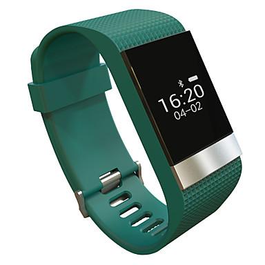 Brățară inteligent Cronometru Touch Screen Monitor Ritm Cardiac Rezistent la Apă Calorii Arse Pedometre Înregistrare Exerciţii Detectarea