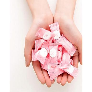 Tiivistetty pyyhe,Tukeva Korkealaatuinen 100% puuvillaa Pyyhe