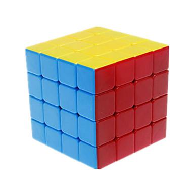 مكعب روبيك انتقام 4*4*4 السلس مكعب سرعة مكعبات سحرية لغز مكعب ملصقات مصقولة مربع هدية