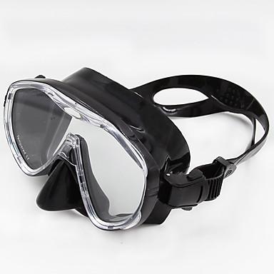 Maski do nurkowania Bez użycia narzędzi Ochronne Nurkowanie Szkło Silikon