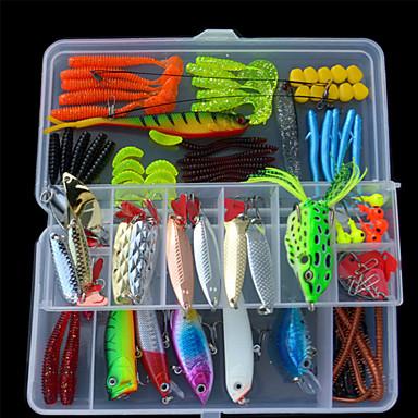1 جهاز كمبيوتر شخصى خدع الصيد طعم صيد لين ز/أوقية mm بوصة,بلاستيك الصيد العام