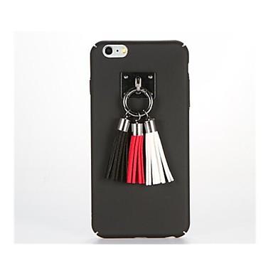 Kılıf Na iPhone 7 Plus iPhone 7 iPhone 6s Plus iPhone 6 Plus iPhone 6s iPhone 6 Apple DIY Czarne etui Solid Color Twarde PC na iPhone 7